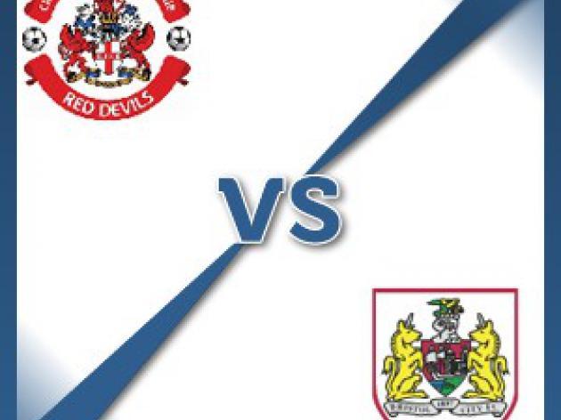 Crawley Town V Bristol City at Checkatrade.com Stadium : Match Preview