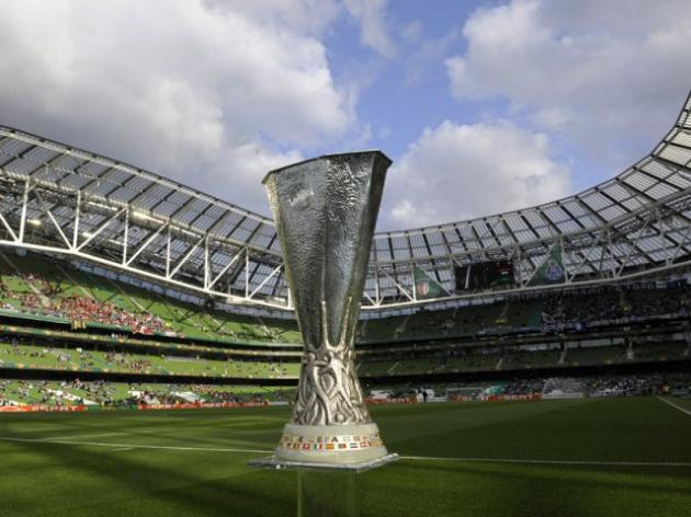 Europa League Draw: LIVE
