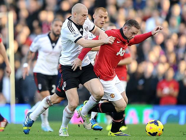 Moyes: Rooney's a big leader