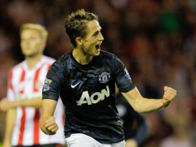 One for the Future - Manchester United's Adnan Januzaj
