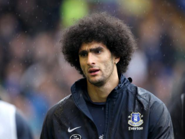 Arsenal Crying Out For A 'Fellaini'