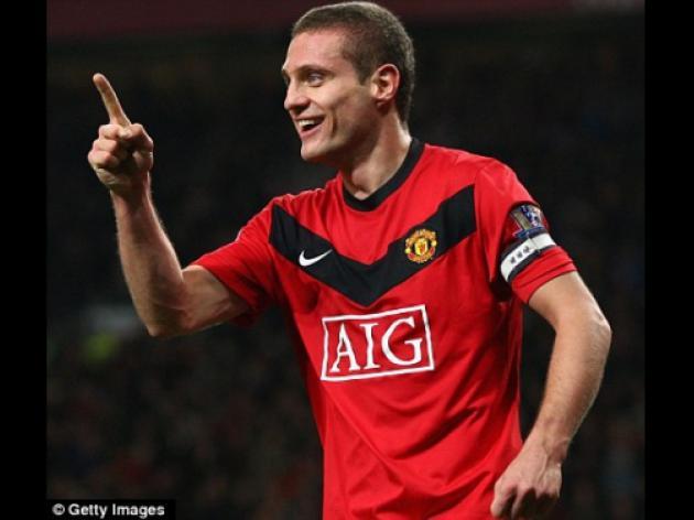 Bolton boss Owen Coyle slams Manchester United's Nemanja Vidic