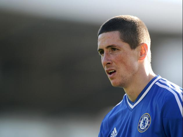 Misfiring Torres has a future at Chelsea, claims Mourinho