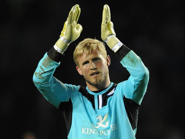 Schmeichel set for new Foxes deal
