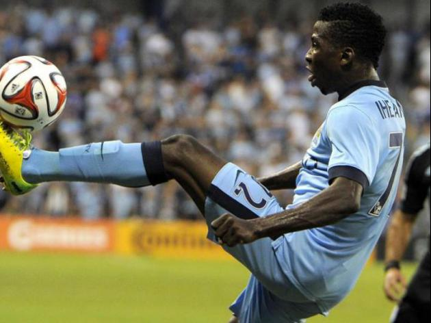 Kelechi Iheanacho praised by Manuel Pellegrini after Manchester City win