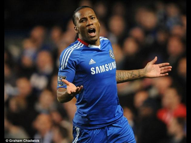 Chelsea star Didier Drogba must stop being selfish and look at big picture - Martin Samuel