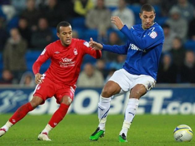 Fulham and Birmingham target Jay Bothroyd vows to stay at Cardiff