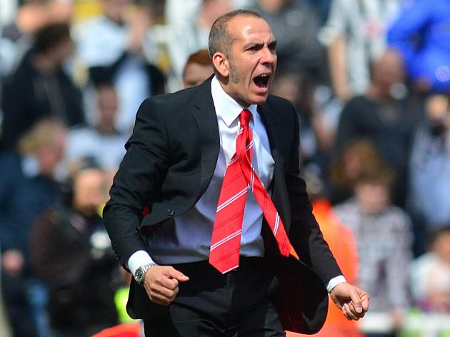 Di Canio demands goals from Sunderland players