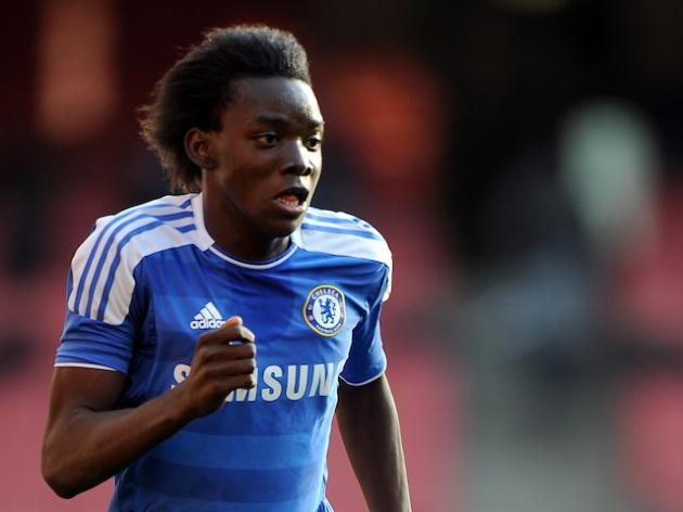 Chelsea sign Burkinabe teenager Traore