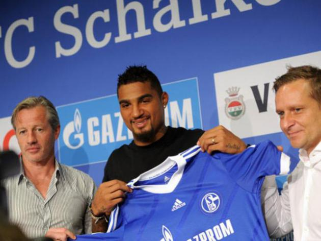 Schalke deny Boateng move was due to racism