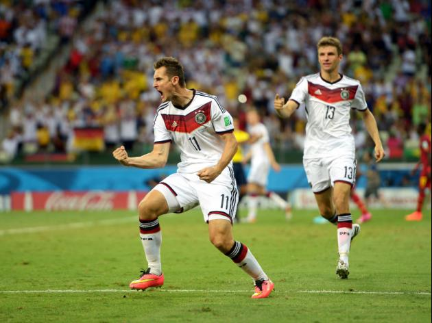 Klose to party if Germany win World Cup