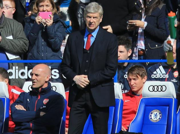 Wenger rues career low