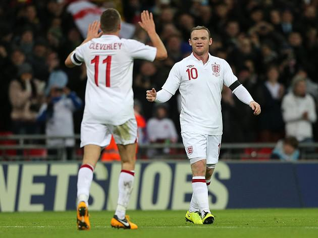 Rooney puts friendly win in perspective
