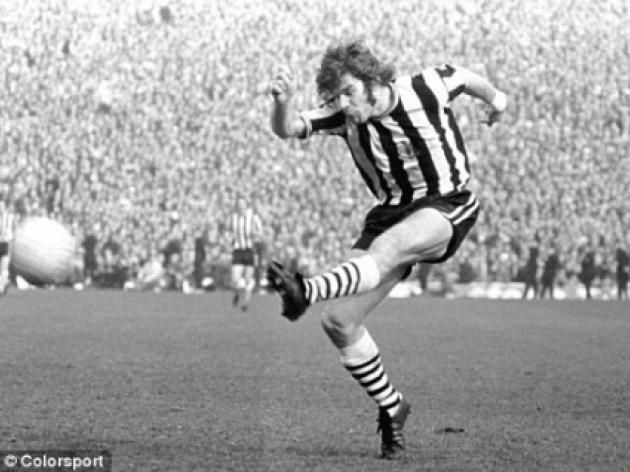 Milburn, Supermac, Cole and Shearer... Newcastle now must find the next No 9 legend