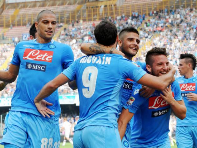 Napoli look for critical win against Marseille
