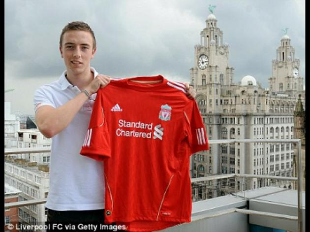 Danny Wilson determined to be Liverpool legend like Kenny Dalglish