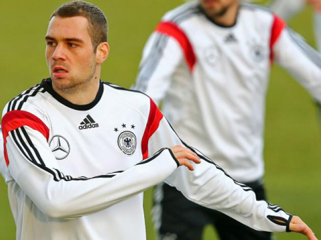 Injured Lasogga misses Germany friendly