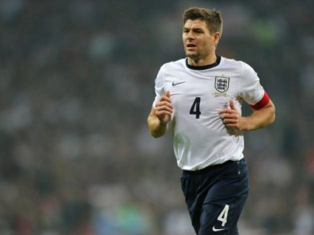 Gerrard confident England will avoid Germany rout
