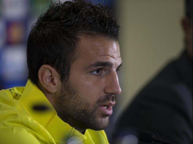 30 million pound Cesc: Chelsea Pushing For London Return