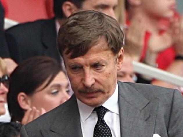 Arsenal shareholder Kroenke accused of lacking passion for the club