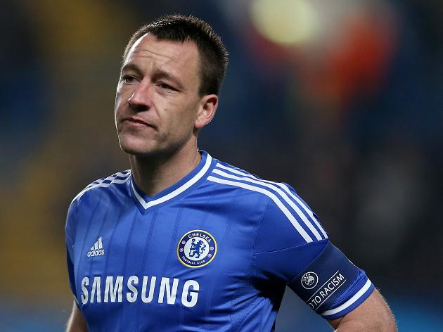 Terry targets top spot