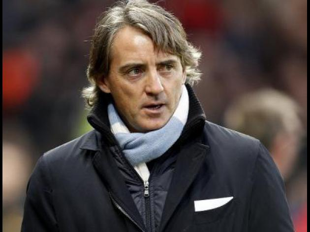 Roberto Mancini sacked as Manchester City boss
