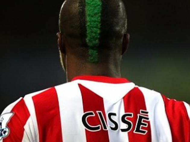 Top 5 Premier League haircuts - 1: Djibril Cisse