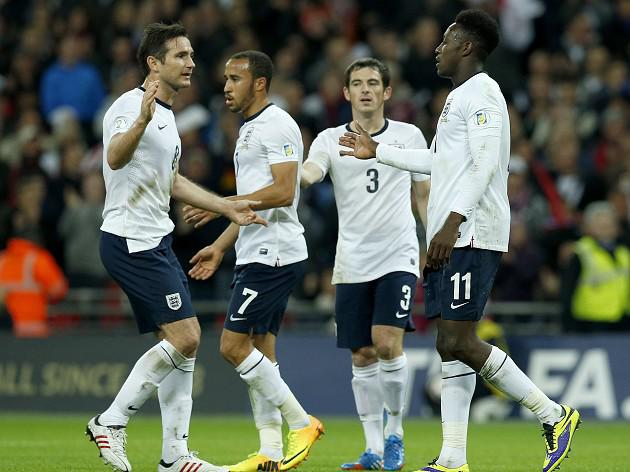 England to face Denmark in march