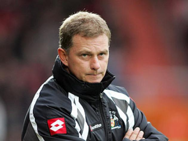 Dons will give us a game says Coventry City manager Mark Robins