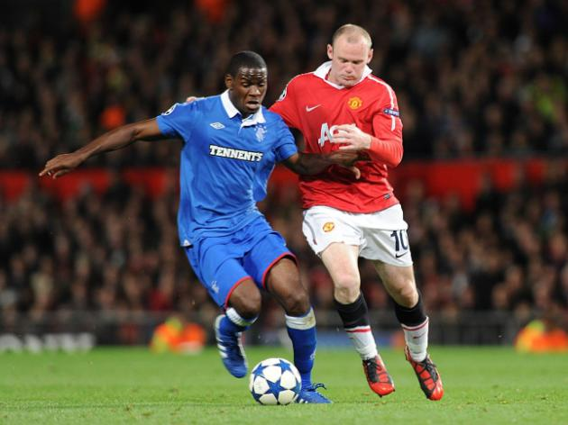 Manchester United 0-0 Rangers: Report