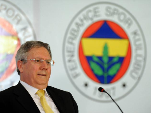 Jail term confirmed for match-fixing Fenerbahce boss