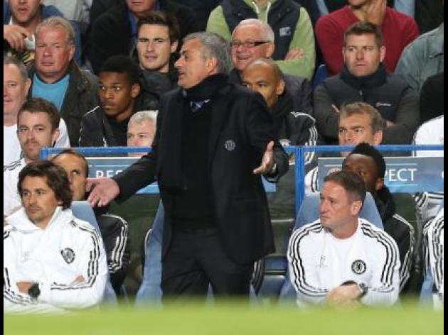 Jose takes blame for Basle loss