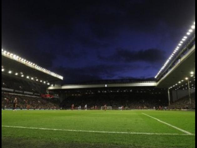 Anfield set to remain Reds' home
