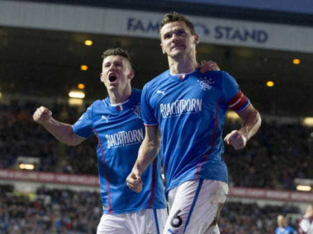 Rangers 3-0 Airdrieonians: Match Report