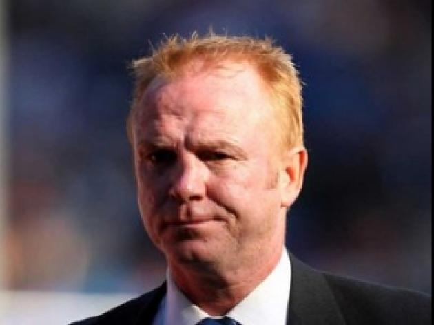 McLeish: Give Brucie 'dog's abuse'