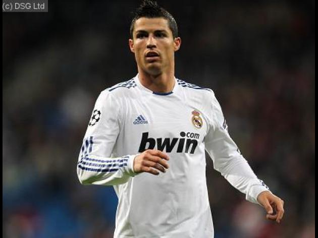 Top 10 Strikers in the world 2012: 2 - Cristiano Ronaldo