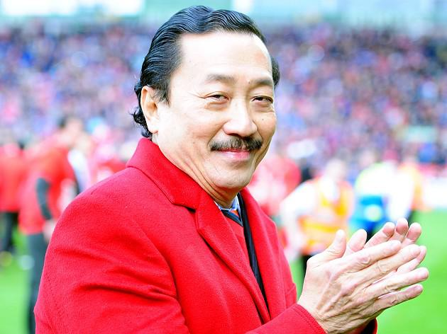 Cardiff owner Tan wont rule out changing club name