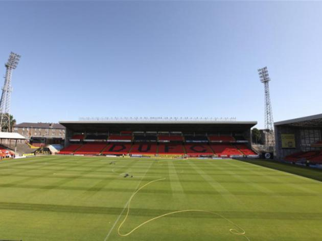 Dundee Utd V Motherwell at Tannadice Park : Match Preview