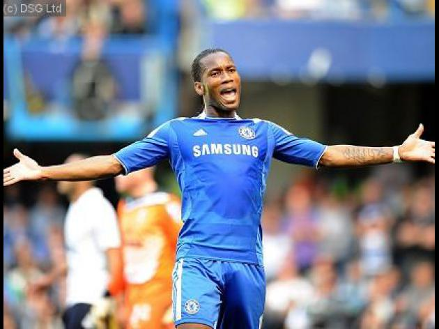 Spot-on Drogba the hero as Chelsea sink Bayern