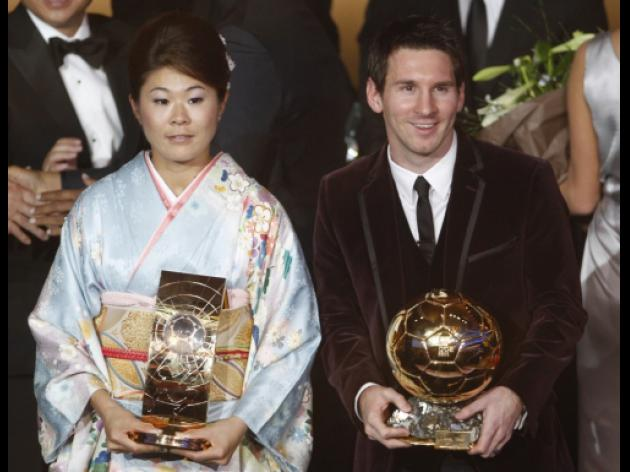 Elegant Sawa reveals Ballon d'Or preparation