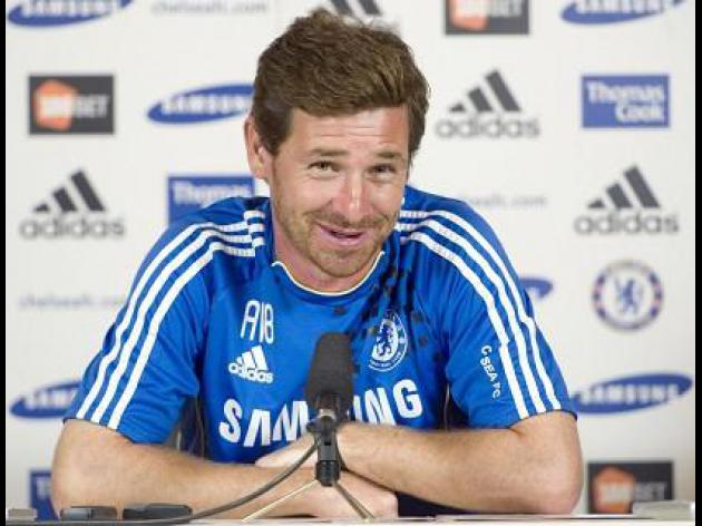 Chelsea want long Villas-Boas stay
