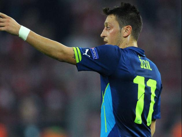 Ozil is becoming Arsenal's Torres
