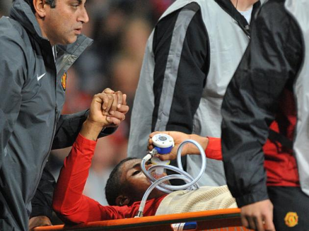 Top five: Worst Premier League injuries