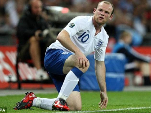 Wayne Rooney now on his knees: Scandal threatens England's new dawn