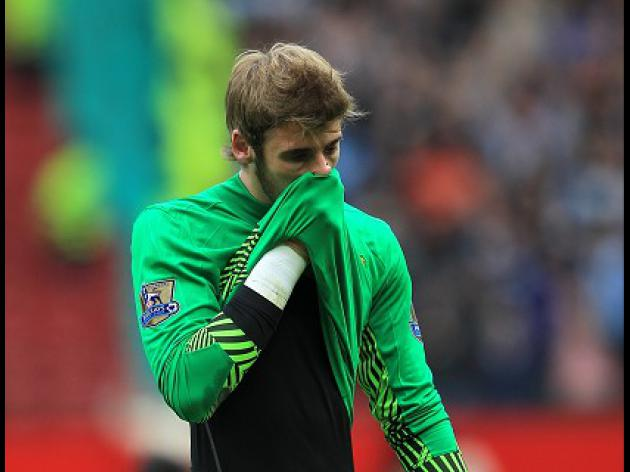 De Gea: Mistakes part of the game