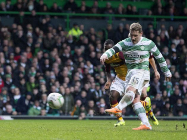 Commons motivated by breaking records at Celtic