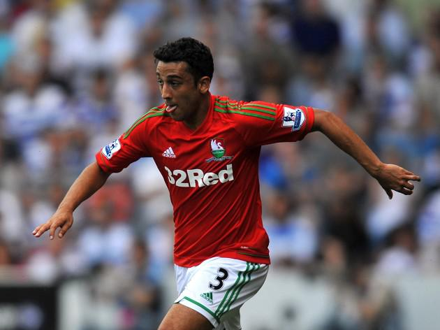 Laudrup confirms Neil Taylor closing in on Swansea return