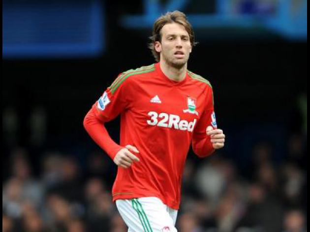 Swansea striker Michu linked to Arsenal