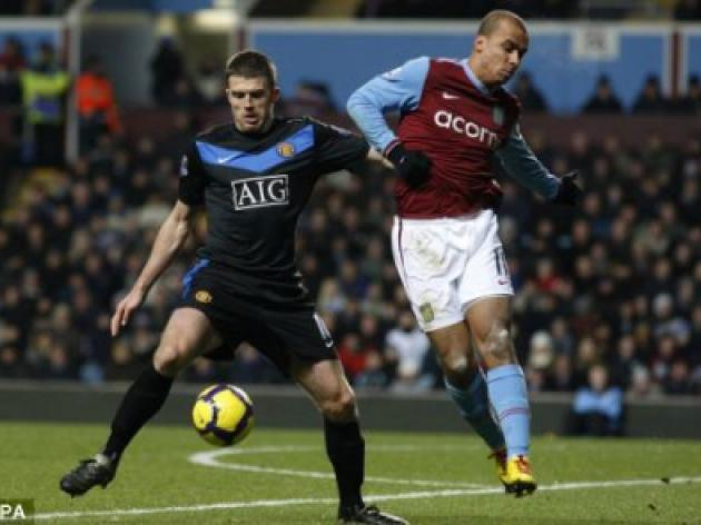 ASTON VILLA v Burnley: Gabriel Agbonlahor returns with Emile Heskey also available