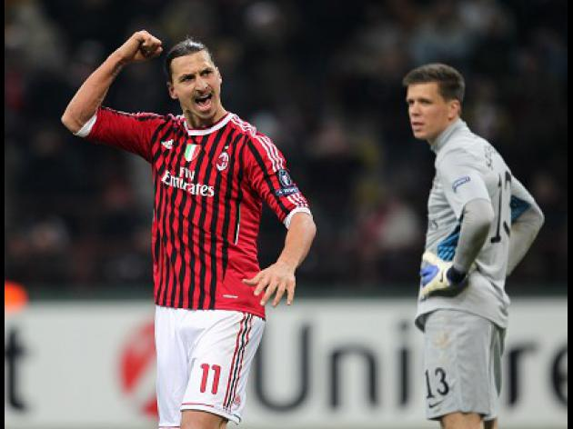 Ibrahimovic: I turned down Arsenal
